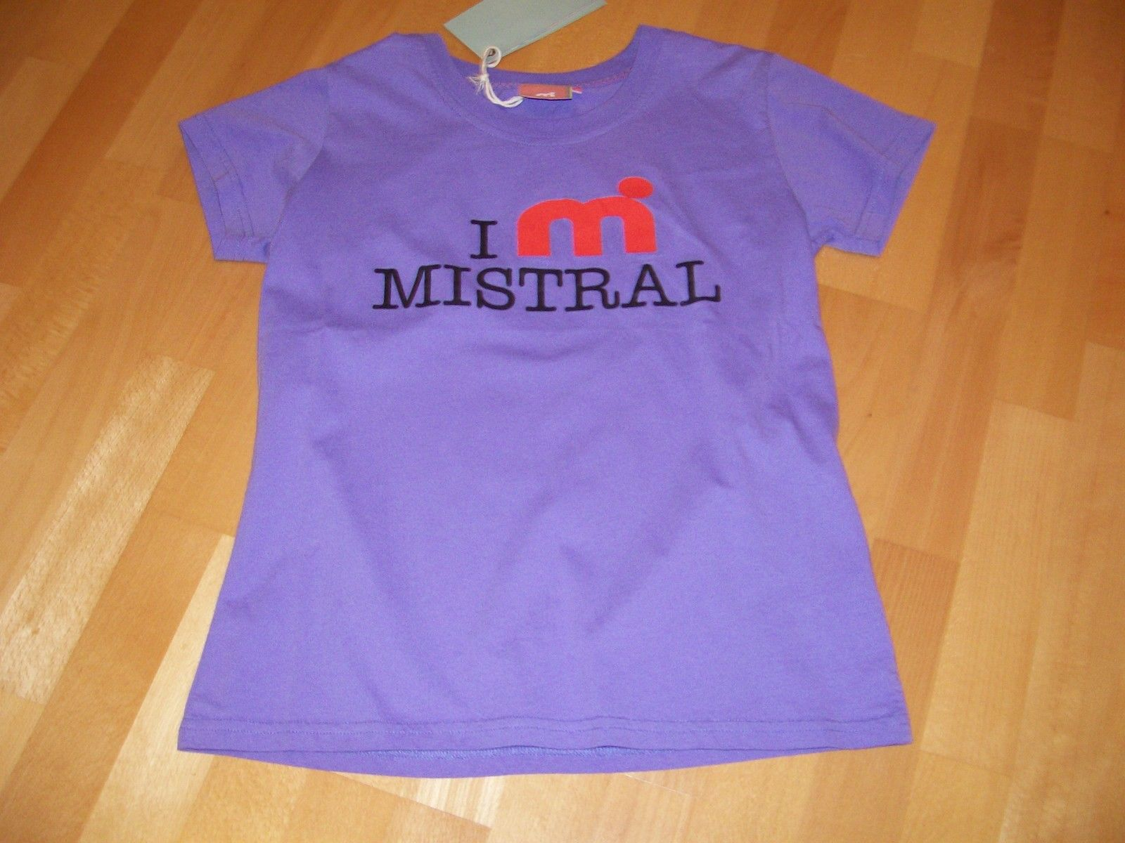 Mistral Lady Shirt purple Gr XS