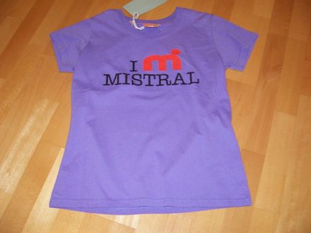 Mistral Lady Shirt purple Gr XS