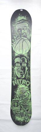 Afterlife Snowboard Nitro 2016 gebraucht
