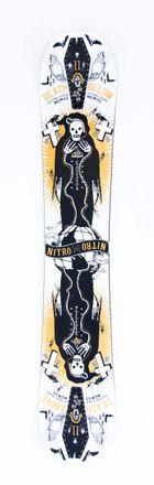 Diablo 160 cm Snowboard Nitro 2016 gebraucht
