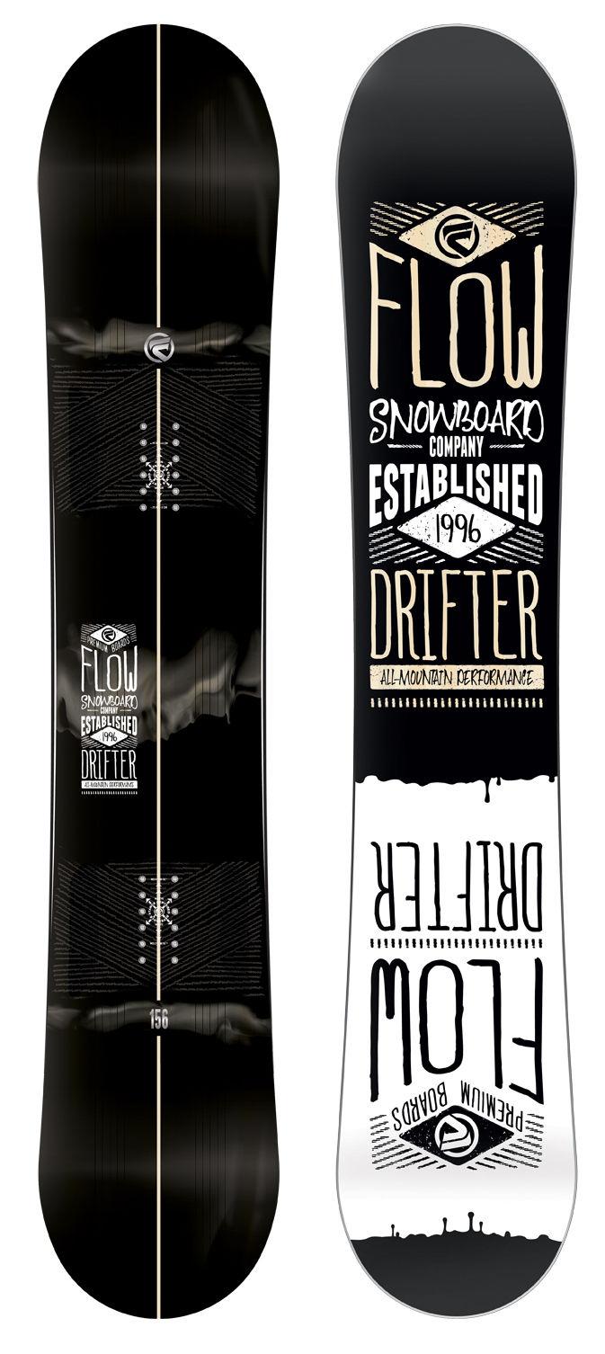 Drifter Snowboard Flow 2015