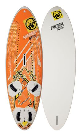 Firemove V2 E-Tech Windsurfboard RRD 2016