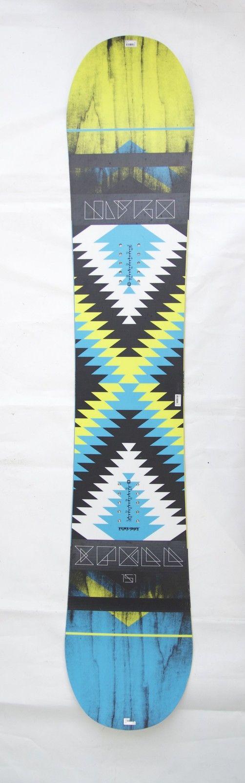 Spell 151 cm Snowboard Damen Nitro 2016 gebraucht