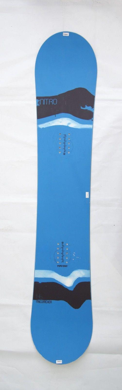 Firekracker 146 cm Snowboard Damen Nitro 2016 gebraucht