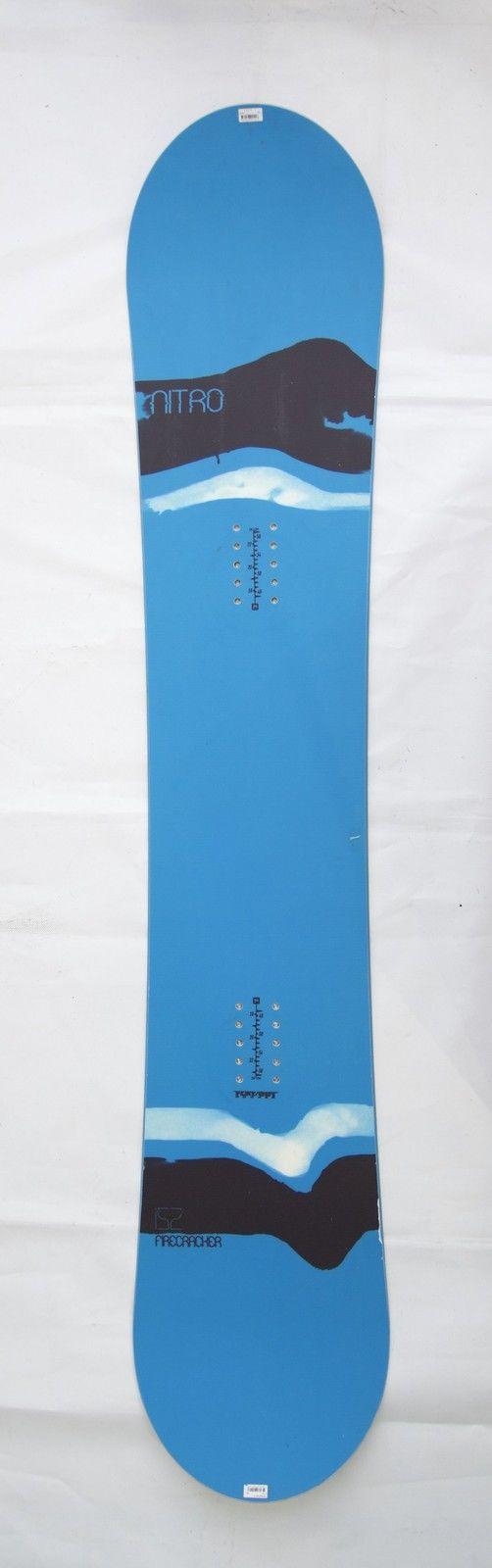 Firekracker 152 cm Snowboard Damen Nitro 2016 gebraucht