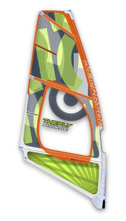 The Fly C2 Windsurf Segel Neilpryde 2015 gebraucht