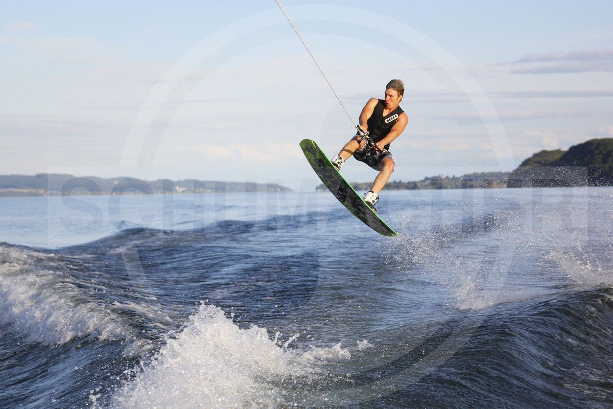 Wakeboard Kurs am Bodensee