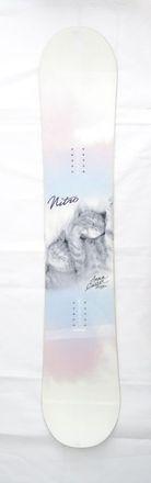 Pro Model Anna Gasser 149 cm Snowboard Damen Nitro 2016 gebraucht