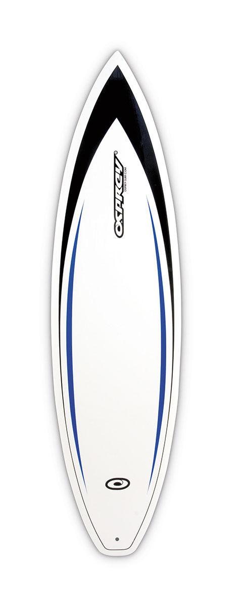 Cutter Shortboard 6'6'' Wellenreiter Osprey