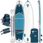 Tahe Set Air Beach Sup-Yak + Kayak Kit 11'6 aufblasbar SUP Board Tahe 2021