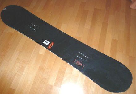 T1 Cheryl Maas Pro 149 cm Snowboard Nitro 2013 gebraucht