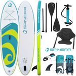 Spinera SUP Set Classic Pack 3 Board, Paddel, Sitz und Leash SupBoardInflatable Spinera 2021