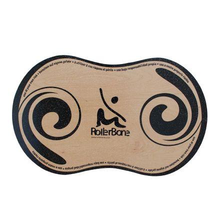 1.0 Balanceboard Pro Set Balancetrainer ( Board + Pro Roller ) RollerBone
