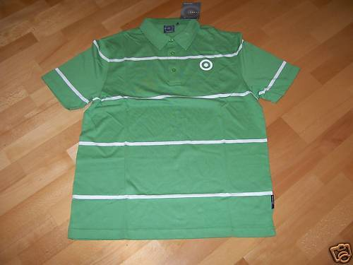 Poloshirt S/S apple green Neilpryde