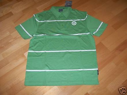 Poloshirt S/S apple green Neilpryde