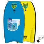 Wave Power Bodyboard Woop Blau Gelb Wave Power