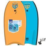 Wave Power Bodyboard Woop Orange Blau Wave Power