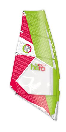 Hero Hybrid C99 random1 Windsurf Segel North Sails 2016