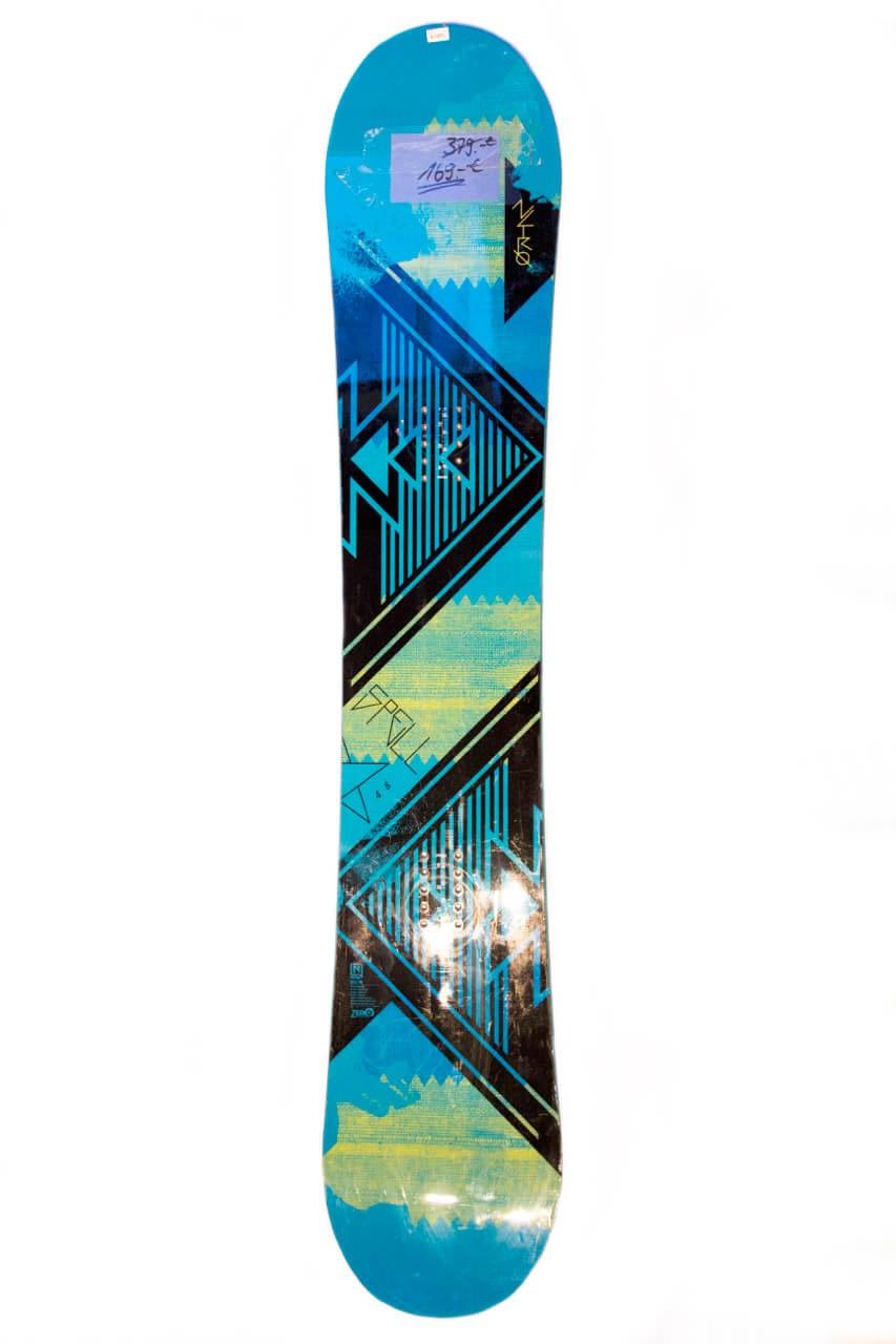 Spell 148 cm Snowboard Damen Nitro 2014 gebraucht