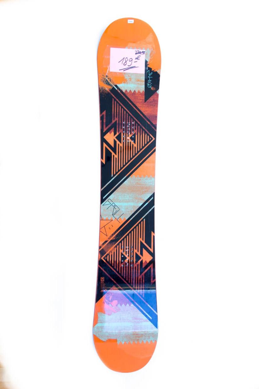Spell 151 cm Snowboard Damen Nitro 2014 gebraucht