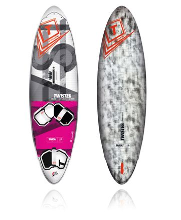 Twister Team Windsurfboard Tabou 2017