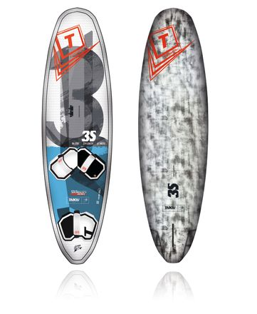 3S LTD Windsurfboard Tabou 2017
