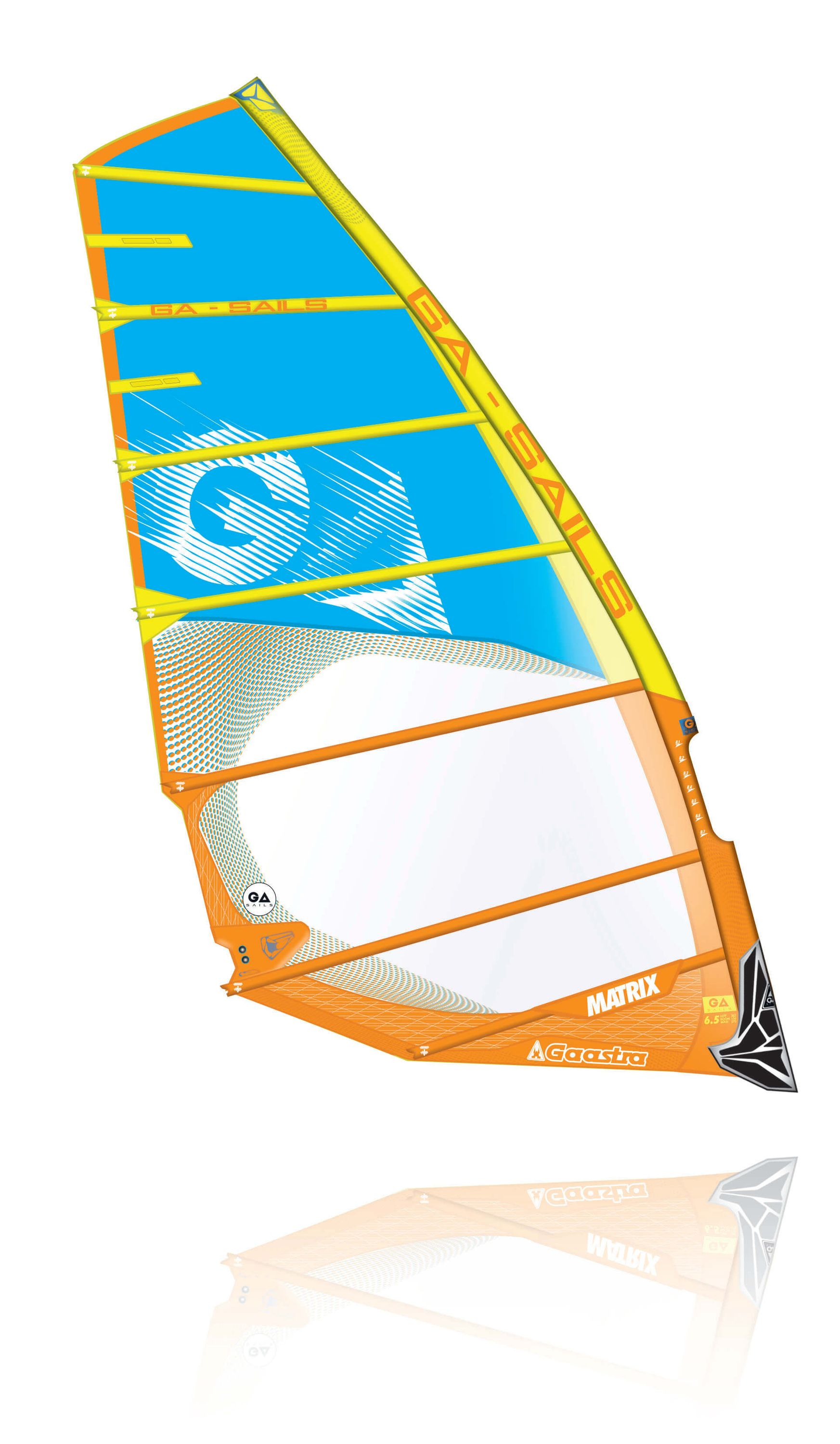 Matrix Windsurf Segel Ga Gaastra 2017