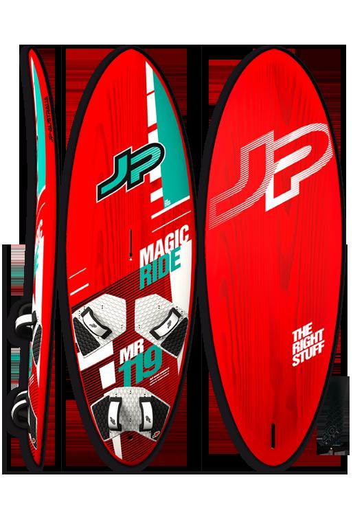 Magic Ride FWS Windsurfboard JP 2017