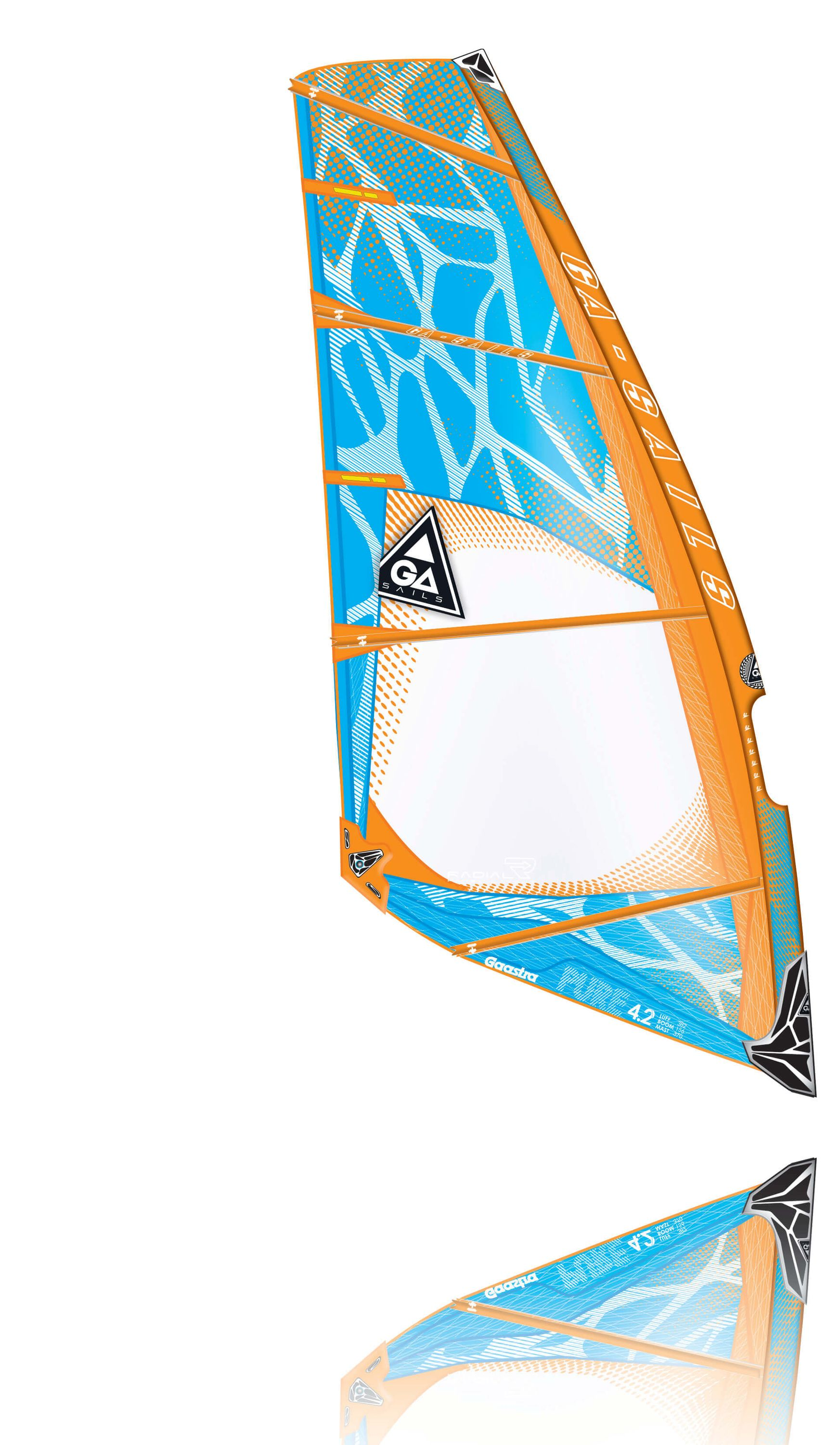 Pure Windsurf Segel Ga Gaastra 2015