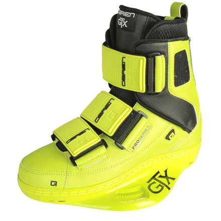 GTX CT green Wakeboard Bindung Obrien 2017