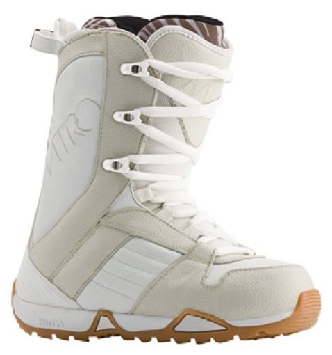 Fader white-cream Snowboardboot Nitro