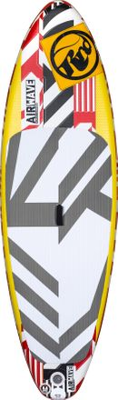 Air Wave V2 SUP Board aufblasbar RRD 2016