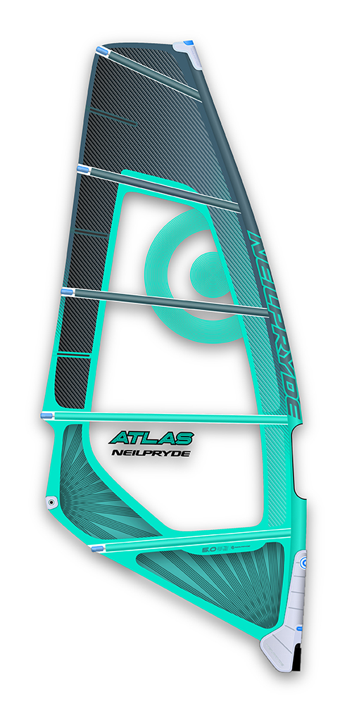 Atlas Windsurf Segel Neilpryde 2017