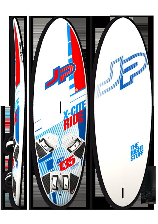 X-Cite Ride Plus ES Windsurfboard JP 2017