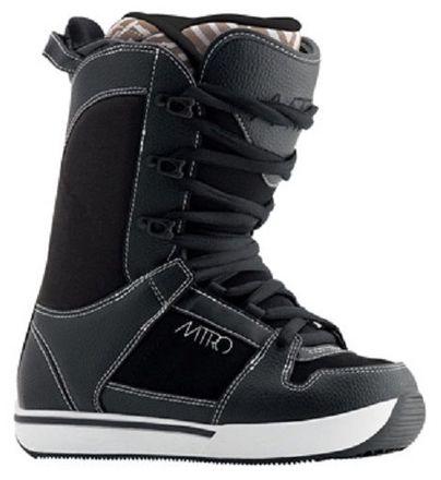 Vita black Snowboard Boot Nitro