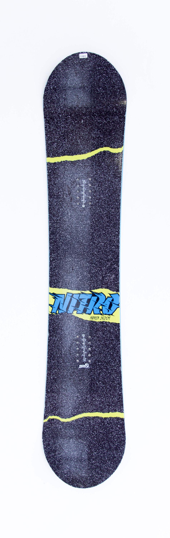 Ripper Youth 142 cm Kinder Snowboard Nitro 2016 gebraucht