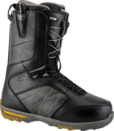 Anthem TLS black charcoal Snowboardboot Nitro 2018