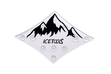 Snowboard Anti-Rutsch-Pad Diamond mountain Icetools
