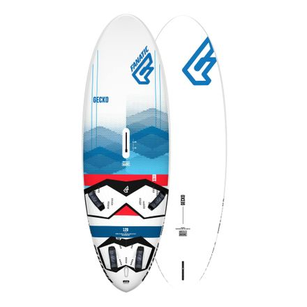 Gecko HRS Windsurfboard Fanatic 2018