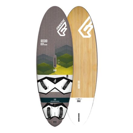 Gecko ECO Windsurfboard Fanatic 2018