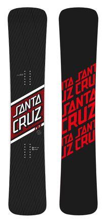 SRX Snowboard Santa Cruz 2016