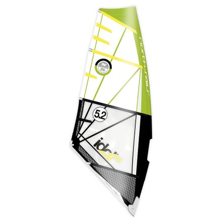 Idol LTD C14 black green Windsurf Segel North Sails 2018