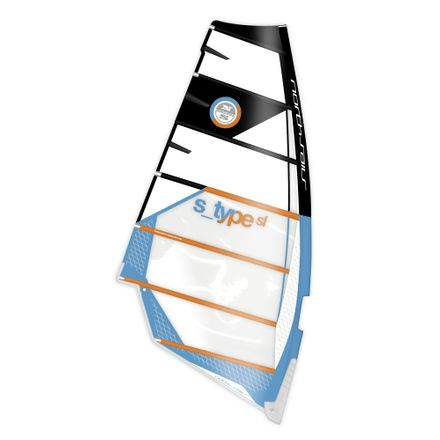 S-Type SL C19 black blue Windsurf Segel North Sails 2018
