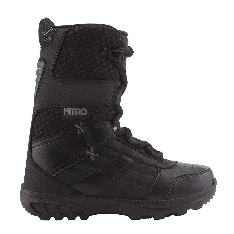 Reverb black Snowboardboot Nitro