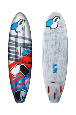 Pocket Wave Windsurfboard Tabou 2018