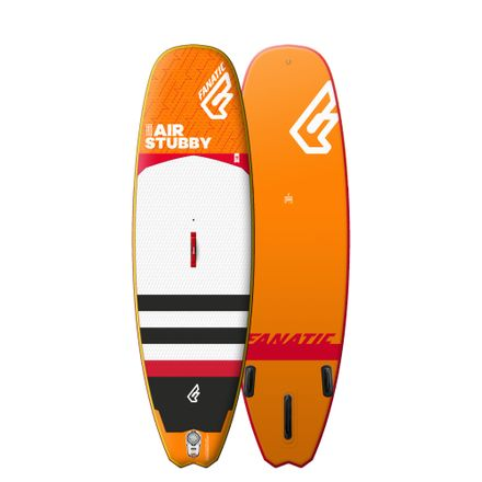 Stubby Air SUP Board aufblasbar Fanatic 2018