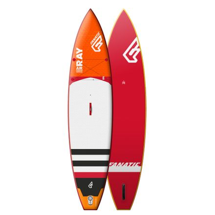 Ray Air Premium SUP Board aufblasbar Fanatic 2018