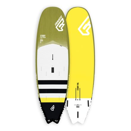 Stubby Foil Edition SUP Board Fanatic 2018