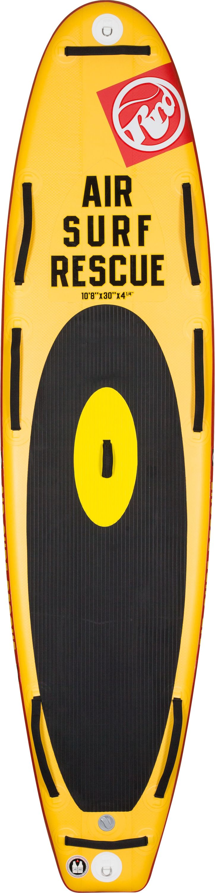 Air Rescue Evo 10'8'' SUP Board aufblasbar RRD