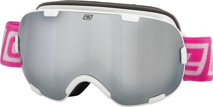 Afterburner 0,5 Dirty Dog Goggle Rahmenfarbe - Glasfarbe: Green - Grey/Silver Mirror